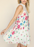 """Kennedy"" Floral Dress"