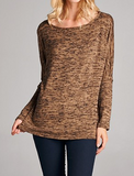 """Janet"" Tunic Top"