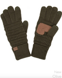 CC Gloves (New Olive or Pink)