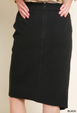 """Kimberly"" Knotted Skirt"