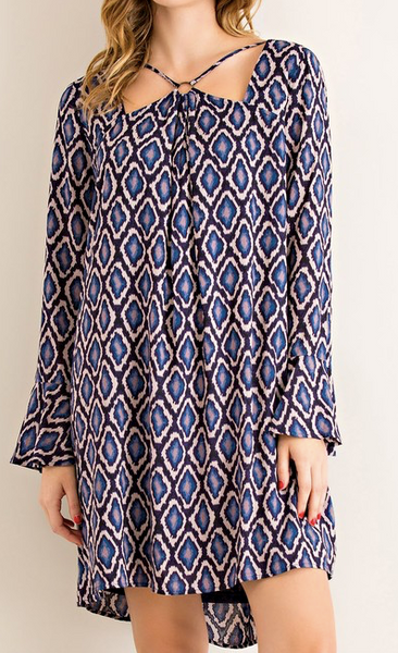 """Lilly"" High-Low Dress"