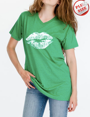 Lips Kiss Shirt