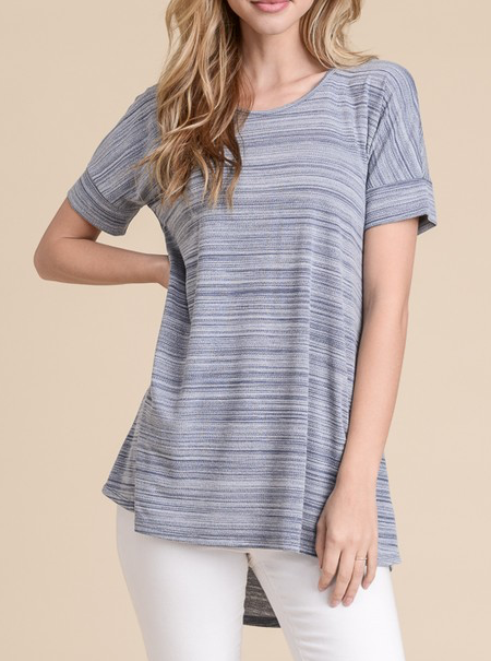"""Tessa"" Tunic Top"