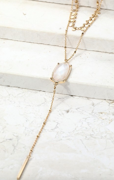 Layered Necklace (Gold or Silver)