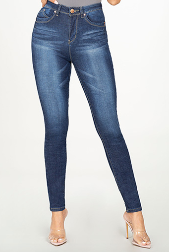 YMI High-Rise Jeans