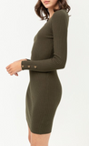 """Denise"" Ribbed Dress"