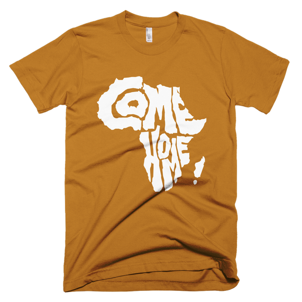 Come Home T-Shirt (Camel)
