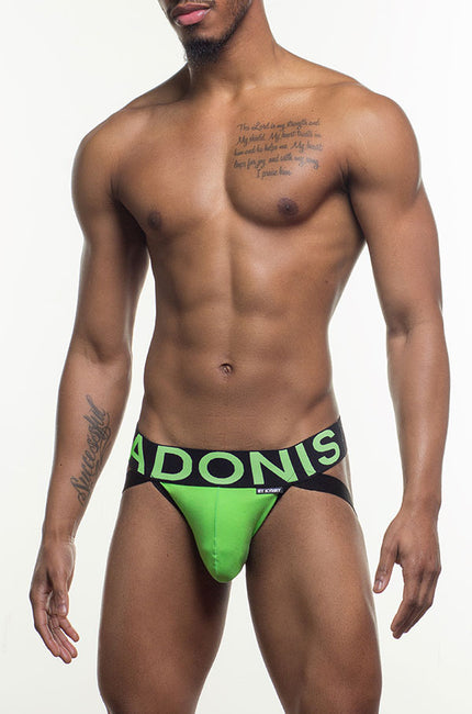 Perfect Fit Green Jock