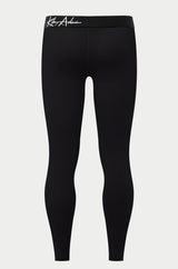 Signature Black Lounge Pants