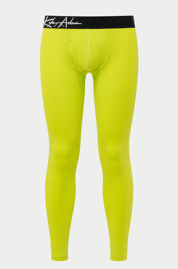 Signature Neon Green Lounge Pants