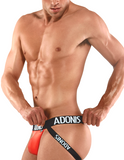 Show It Off Red-Orange Jock