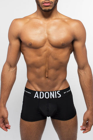 Fantasy Black Boxer Trunk