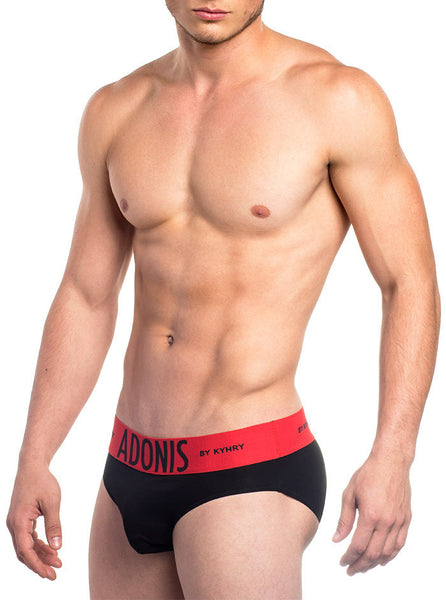 Perfect Fit Black Brief