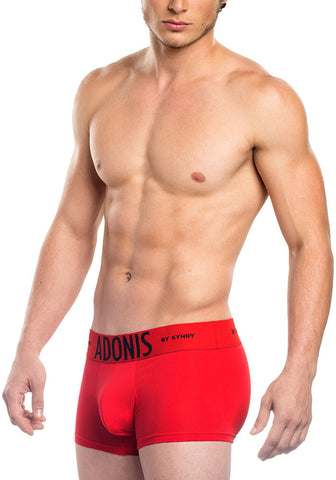 Perfect Fit Red Boxer Trunk
