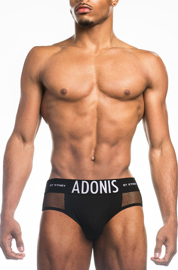 Limited Edition LUXE Black Brief