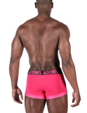 Perfect Fit Pink Boxer Trunks