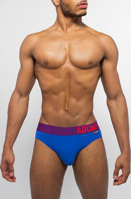 Bottomless Blue Brief
