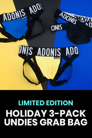 Holiday 3-Pack Undies Grab Bag