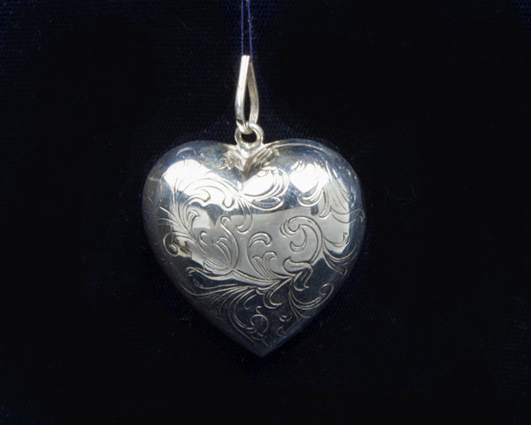 The Etched Heart