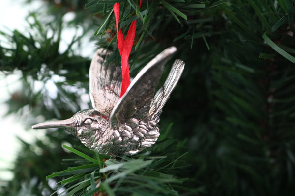 Hummingbird - NEW ORNAMENT 2016 - Cazenovia Abroad