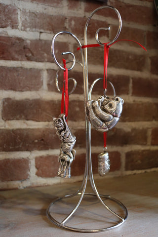 Wire Ornament Display Tree - Cazenovia Abroad