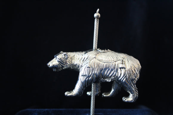 The Bear Carousel - Cazenovia Abroad