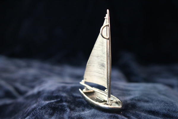 The Sailboat - NEW ORNAMENT 2016