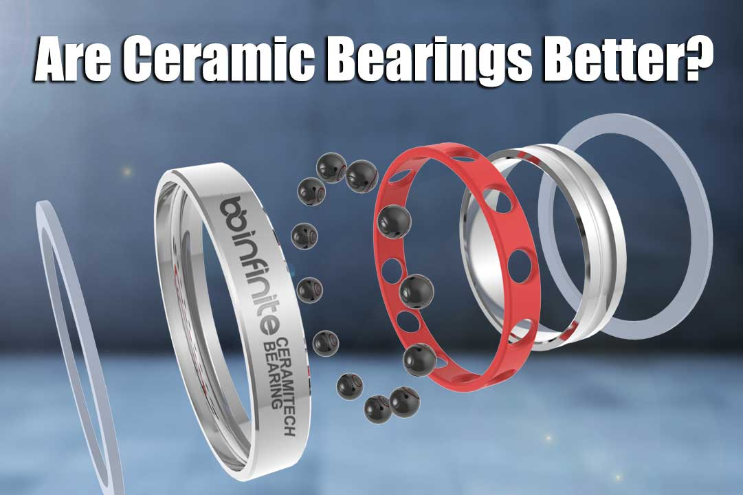 Are Ceramic Bottom Bracket Bearings Better?