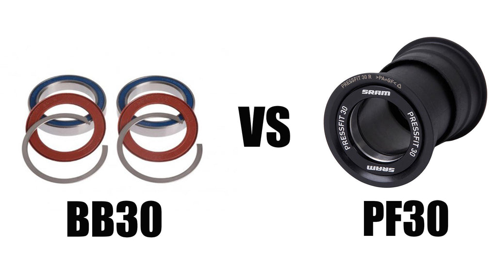 BB30 VS Pressfit30 both creak