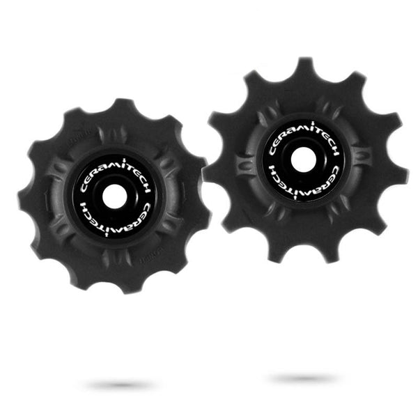 Campagnolo 10 / 11spd Road Ceramitech Pulley Set (set of 2)