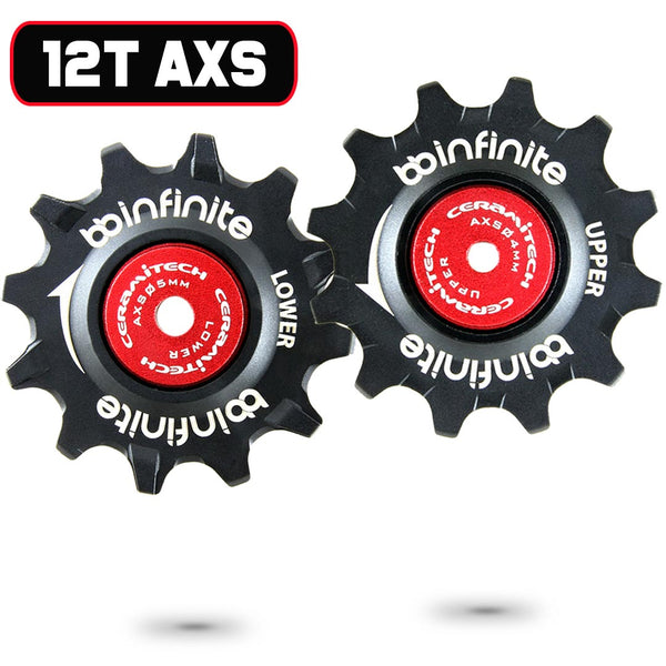 Sram AXS 12T Ceramitech Pulley Set (set of 2)