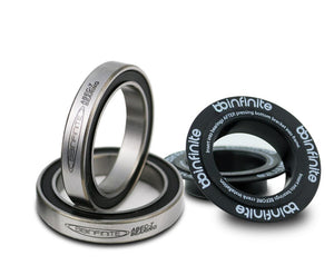ABEC-7 Bearings (pair)