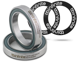 Ceramitech Bottom Bracket Bearings (sold in pairs only)
