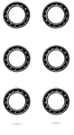 Zipp Ceramitech Wheel Bearing Kit-02 (88/188 hub set, Firecrest, version V8)