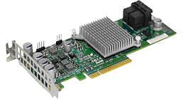 SUPERMICRO AOC-S3008L-L8I 8 INTERNAL PORTS 12GB S 63HDD RAID,0,1,10