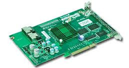 Supermicro AOC-USAS2-L8IR 8-port 6Gb/s UIO SAS2 Internal Raid Card