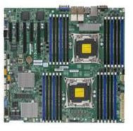 Supermicro X10DRC-LN4+-O Dual LGA2011| C612| SATA3&SAS3&USB3.0| V&4GbE| Enhanced EATX Server Motherboard