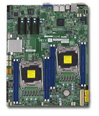 Supermicro X10DRD-iT Dual LGA2011| C612| SATA3| V&2GbE| EATX Server Motherboard