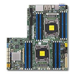 Supermicro X10DRW-IT-O Dual LGA2011|  C612|SATA3&USB3.0| V&2GbE| Proprietary WIO Server Motherboard