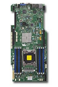 Supermicro X10SRG-F-O LGA2011| Intel C612| SATA3&USB3.0| V&2GbE| Proprietary Server Motherboard