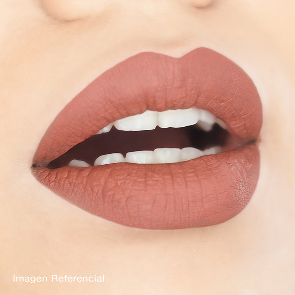 Kiss Proof Matte Liquid Lipstick - Lulu