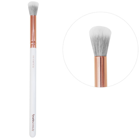 White Deluxe Brush Set