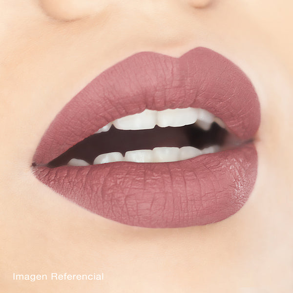 Kiss Proof Matte Liquid Lipstick - Skinny Dip