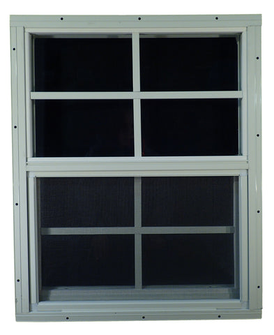 "18"" W x 23"" H Shed Window"