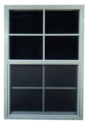 "24"" W x 36"" H SHED WINDOW"