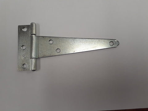 "6"" light duty T-hinge  - zinc"