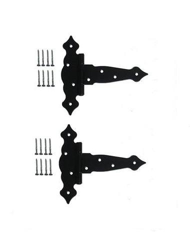 "6"" decorative Hinges (Pair)"