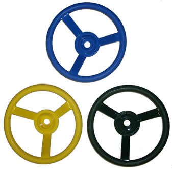 Toy Steering Wheel 11""