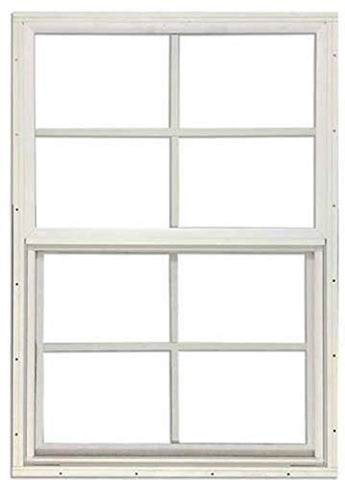 "14"" W  x 21"" H Shed Window"