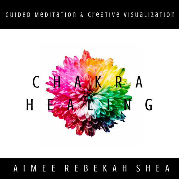 Chakra Healing Guided Meditation and Creative Visualization MP3 Program